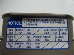 2009 toyota taa fuse box toyota wiring diagram instructions
