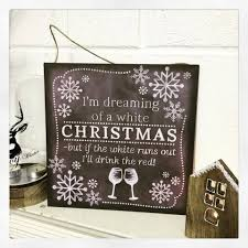 i m dreaming of a i m dreaming of a white christmas chalkboard style sign