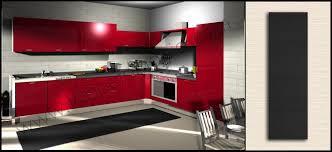 tappeto lavatrice tappeto cucina nero