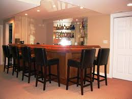 Finished Basement Bar Ideas Home Basement Bar Ideas With Pictures