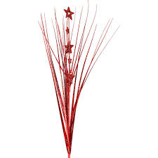 Floral Picks Red Star Pick Floral Picks Pic And Spray
