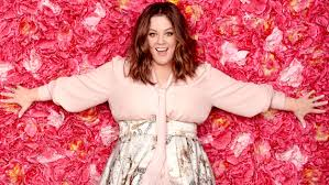 melissa wallpaper in pink melissa mccarthy opens up about body positivity in redbook magazine