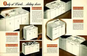 vintage metal kitchen cabinets vintage 1941 montgomery ward metal kitchen cabinets steel kitchen