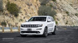 2014 jeep grand cherokee srt hd wallpapers autoevolution