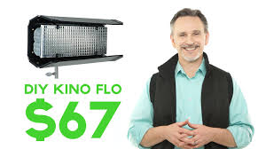 Flo Diy Kino Flo 67 Youtube