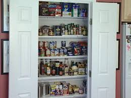 organize a kitchen pantry diy