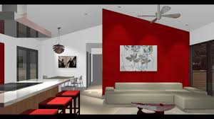 lovely red accent wall living room red accent wall red accent