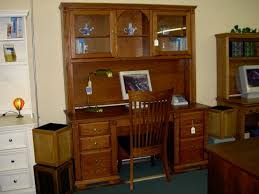 Wood Home Office Furniture Wood Home Office Furniture Roll Top Desks In Fresno Clovis