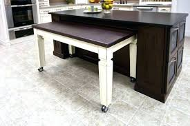 kitchen island pull out table pull out table kitchen pull out dining table cabinet large size of