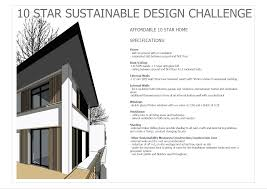 bdav best 10 star sustainable design challenge entry 2015 grün
