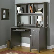 Compact Computer Desk With Hutch by Furniture Computer Desks With Hutch For Ergonomic Office