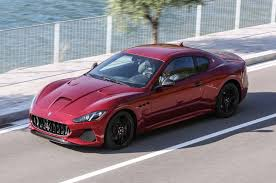 used maserati granturismo 2018 maserati granturismo coupe convertible first drive review