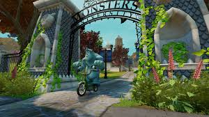 disney infinity guide monsters university