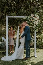 Wedding Arches Adelaide Elle Luke Dan Evans Photography Adelaide Wedding Photographer