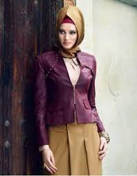 blazer wanita muslimah modern model baju jas kerja wanita muslim modern terbaru 2015 jpg 400