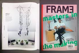 Interior Design Magazines by Mfa Id Design Grad Kimberly Kelly U002712 Published In Frame Magazine