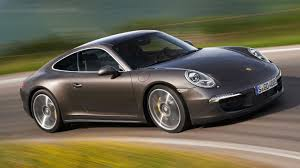 Porsche 911 1st Generation - no electric porsche 911 coming in near future instead more petrol