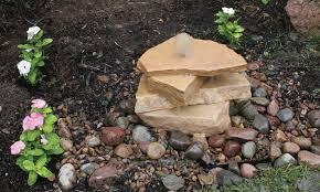 Rock Fountains For Garden Rock Water Designs Small Rock Water Fountains Backyard