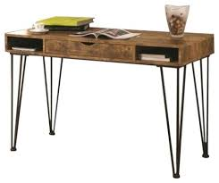 coaster fine furniture writing desk industrial desk coaster fine furniture writing antique nutmeg and