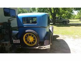 1929 ford model a for sale classiccars com cc 1025444