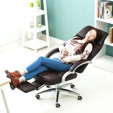 office chairs recliner reclining desk chair office leather