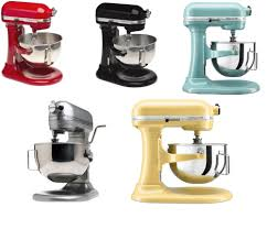 Kitchen Aid Colors by Kitchenaid Kg25hox Professional 5 Quart Stand Mixer 6 Colors Brand