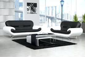 canape simili cuir noir canape simili cuir 3 2 frais canape cuir noir 2 places canape cuir