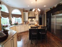 great room decorations with elegant kitcen island with granite on