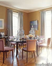 curtains for dining room ideas 85 best dining room decorating ideas and pictures
