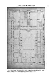 case study houses floor plans john thorpe plan of burghley house floor plans varied