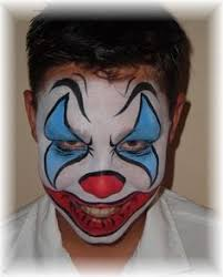 Kids Halloween Clown Costumes Scary Clown Costume Evil Boys Halloween Idea Kids