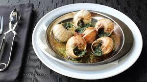 comment cuisiner des escargots escargot et sa place dans l assiette des français