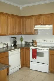 white kitchen walls oak cabinets paint colors with honey oak cabinetry e g benjamin