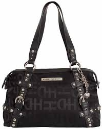 Wisconsin travel handbags images Harley davidson womens black jacquard classic purse hd3454j black jpg