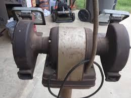 craftsman 115 7575 pre block grinder restoration part 1