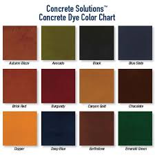 Stain Color Chart Concrete Coating Color Chart Concrete Dye Rhino Linings Concrete Coating Solutions Buyrhino Com