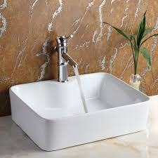 a rough round stone vessel sink home furniture