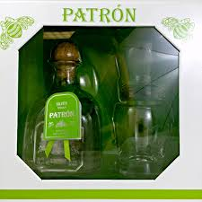 margarita gift set patron silver tequila gift set with 2 glasses classic signature