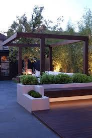 garden terrace garden ideas oak flooring diy garden lighting