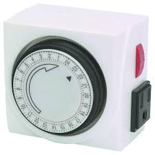 electrical socket timer timers light controls at lowes best