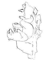 polar bear coloring travel brochures polar