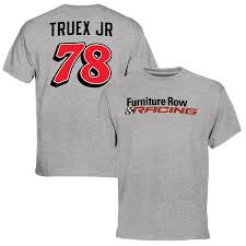 martin truex jr driver name u0026 number t shirt ash fanatics com