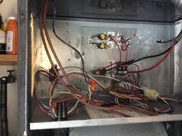 furnace fan wont shut off goodman air handler fan won t shut off doityourself com community