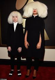 does mj from shas wear a wig who is the real sia the story behind the singer who refuses to show