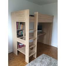 lit mezzanine avec bureau intégré lit mezzanine avec bureau intégré achat et vente priceminister