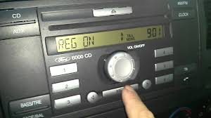 how to set up bluetooth on ford focus bluetooth ford 6000cd