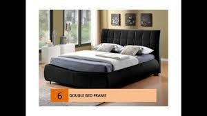ikea double beds and king size bed frames youtube