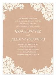 lace invitations 8 lovely lace wedding invitations ideas for weddings