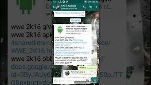 get link apk link 2k16 apk obb android only root
