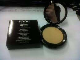 Bedak Nyx stay matte but not flat flawless skin like secrets